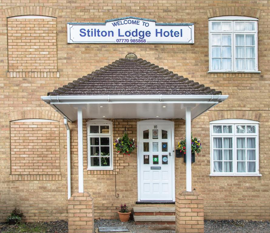 The facade or entrance of Verve Hotels (A1(M)J16)Stilton Lodge