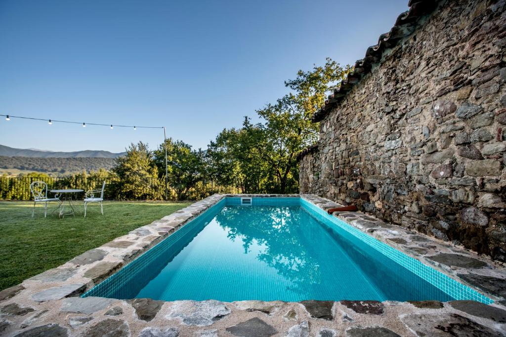 hotels with  charm in la vall de bianya  38