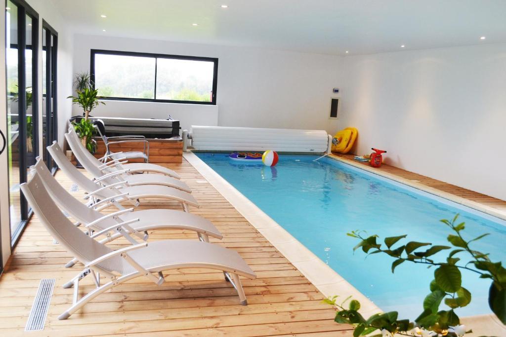 B b chambres d 39 h tes chambre avec piscine priv e et spa - Chambre d hotes biarritz pas cher ...