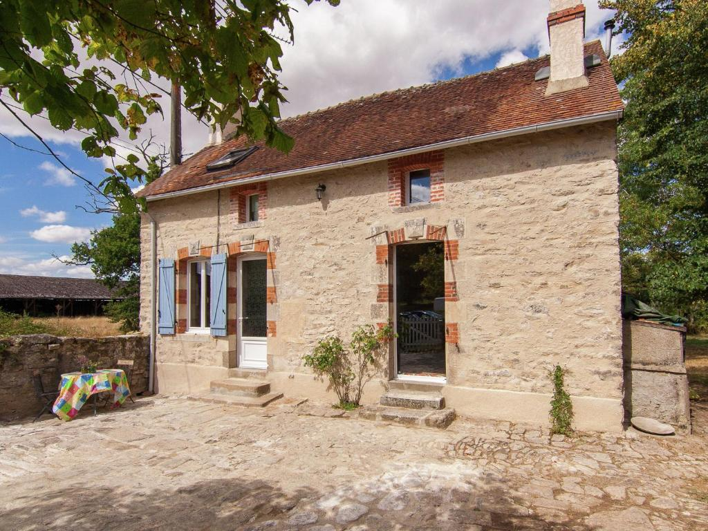 Holiday home la chaume bonneuil france for Site de reservation hotel francais