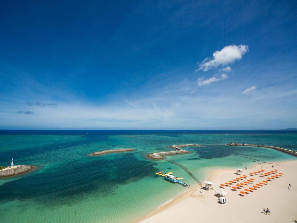 Sheraton Okinawa Sunmarina Resort Onna Japan Bookingcom