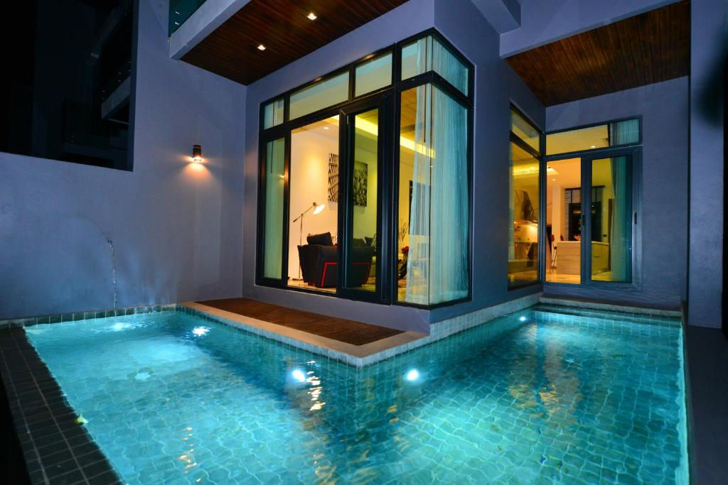 Bukit Pool Villas Patong Beach Thailand Booking Com