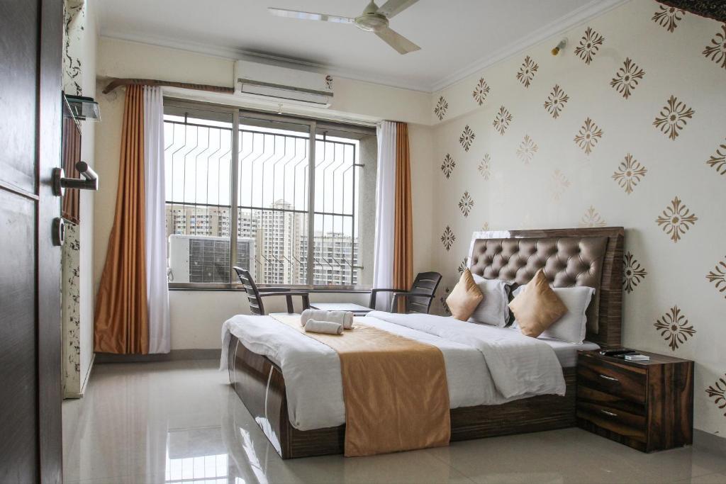 Executive Anmol Service Apartment Bed And Breakfast Mumbai India Deals