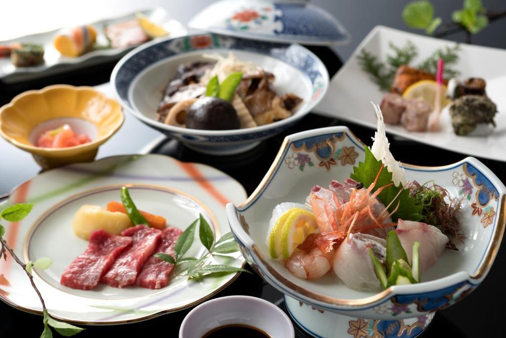 ポイント3.長崎の新鮮な食材が絶品!平戸会席料理