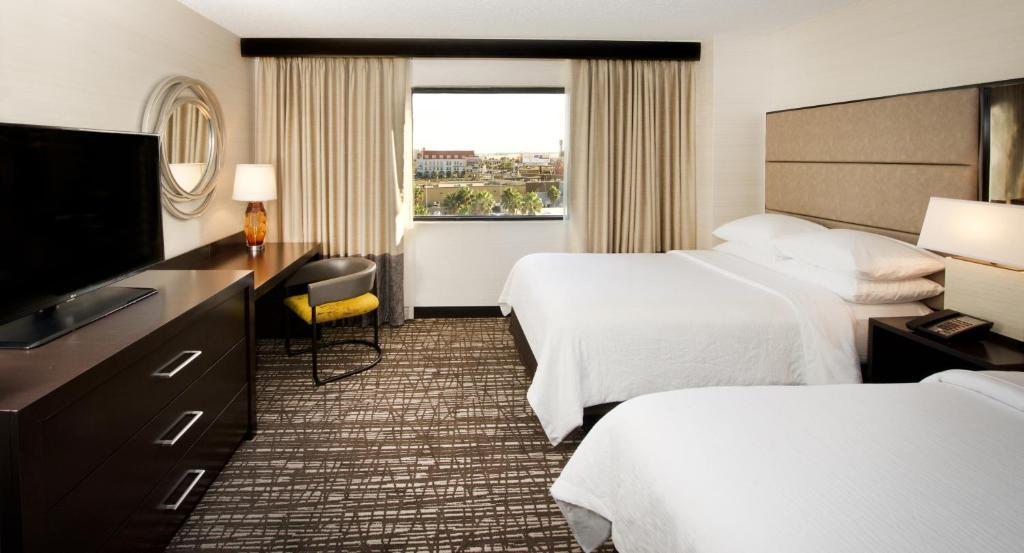 Hotel Embassy Suites Las Vegas NV Booking Best Two Bedroom Suites Las Vegas Hotels Design