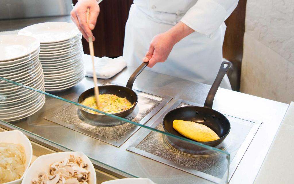 ポイント3.雰囲気も味も満点!種類豊富なレストラン