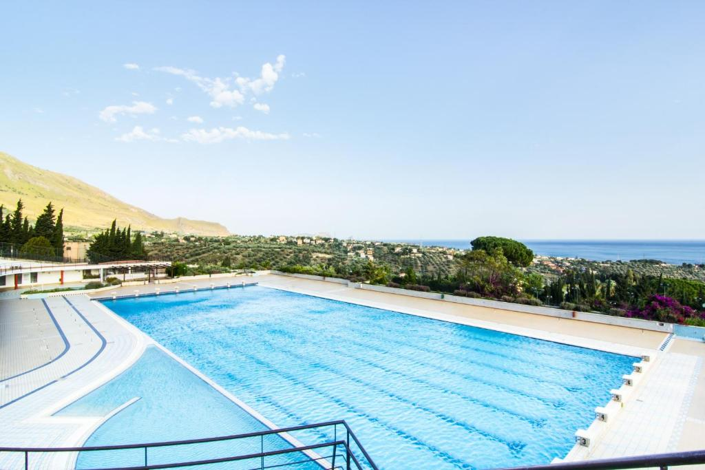 The swimming pool at or near Torre Artale Hotel