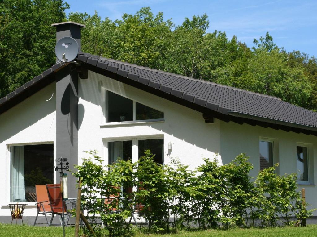 Balcó o terrassa a Holiday home Eifelpark 4