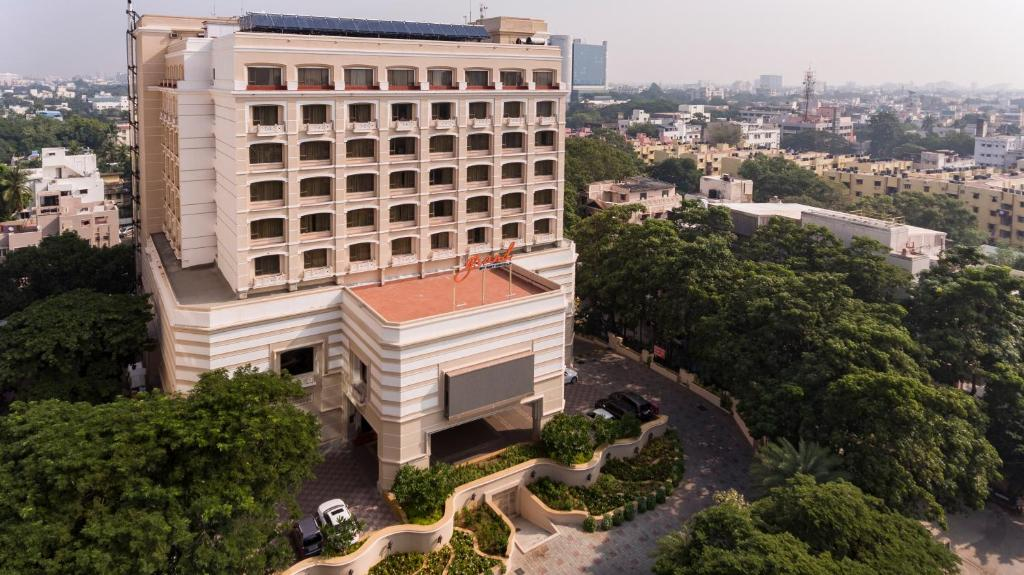 Grand chennai by grt hotels india for Design hotel chennai contact number