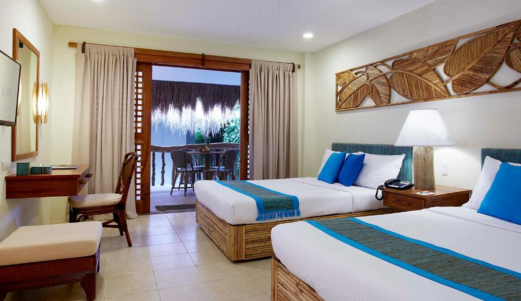 Maribago Bluewater Beach Resort(マリバゴ ブルーウォーター ビーチ リゾート)の内観