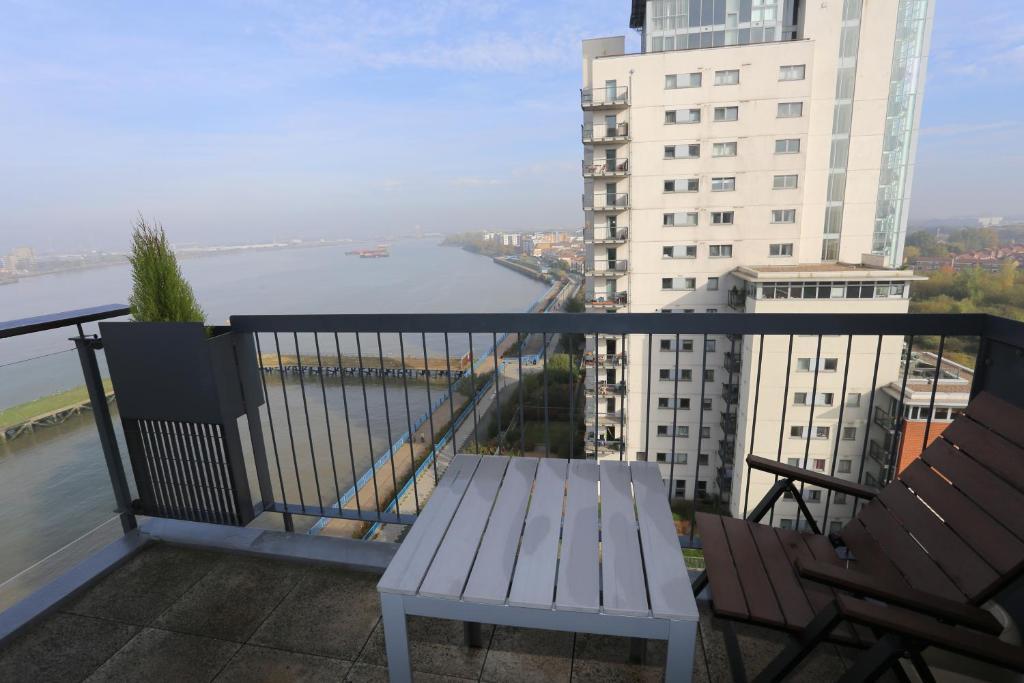 Sark Tower Erebus Drive Apartment