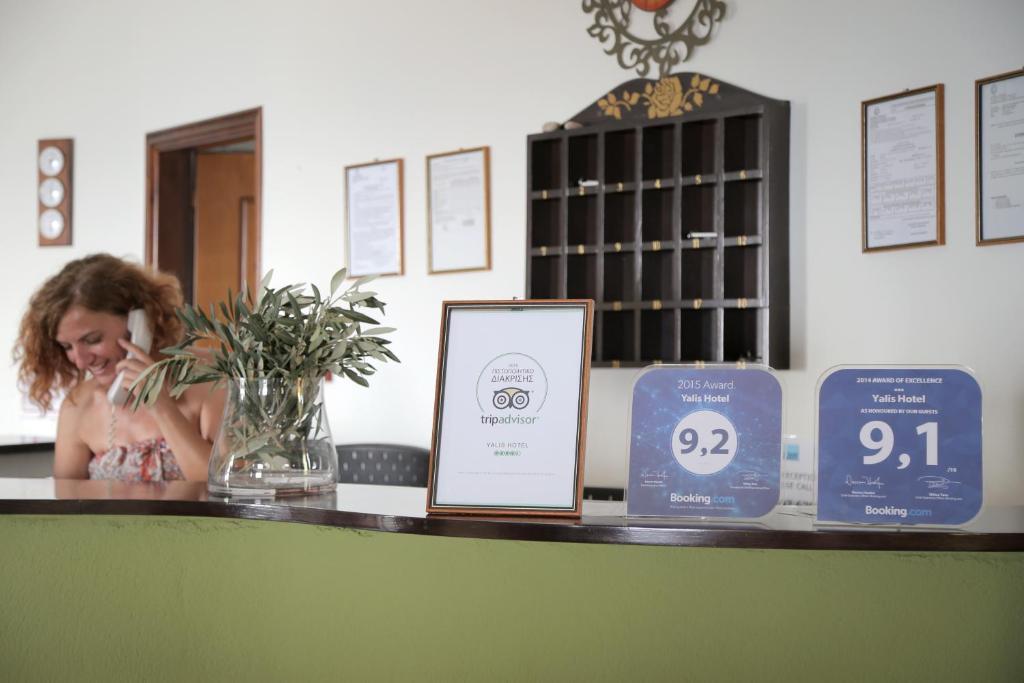 Yalis Hotel Hotels Studios Villas In Greece