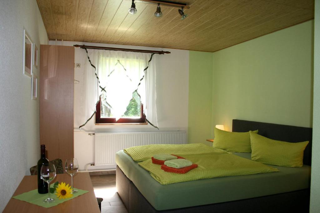 Pension Waldschänke, Geyer, Germany - Booking.com