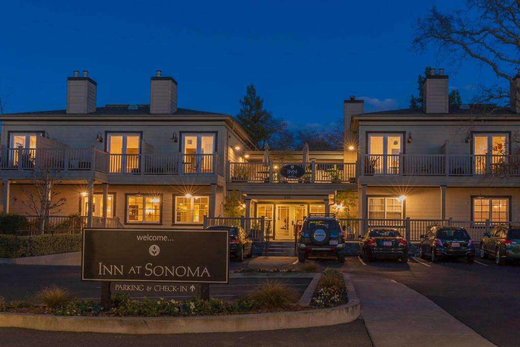 inn at a four sisters sonoma ca booking com