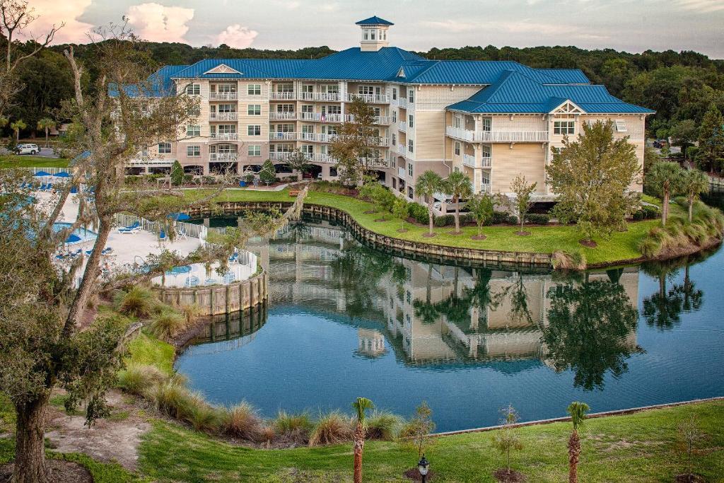 Bluewater By Spinnaker Resorts Hilton Head Island Sc
