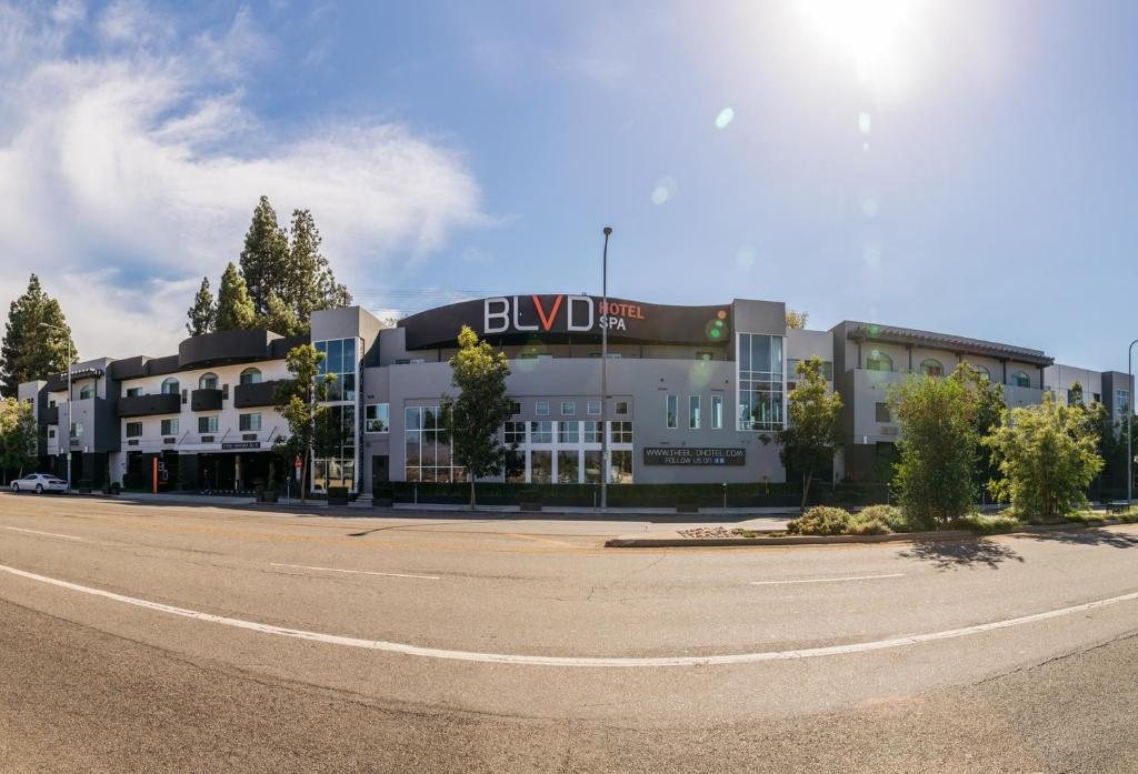 The blvd hotel spa los angeles ca for Hotels 90028