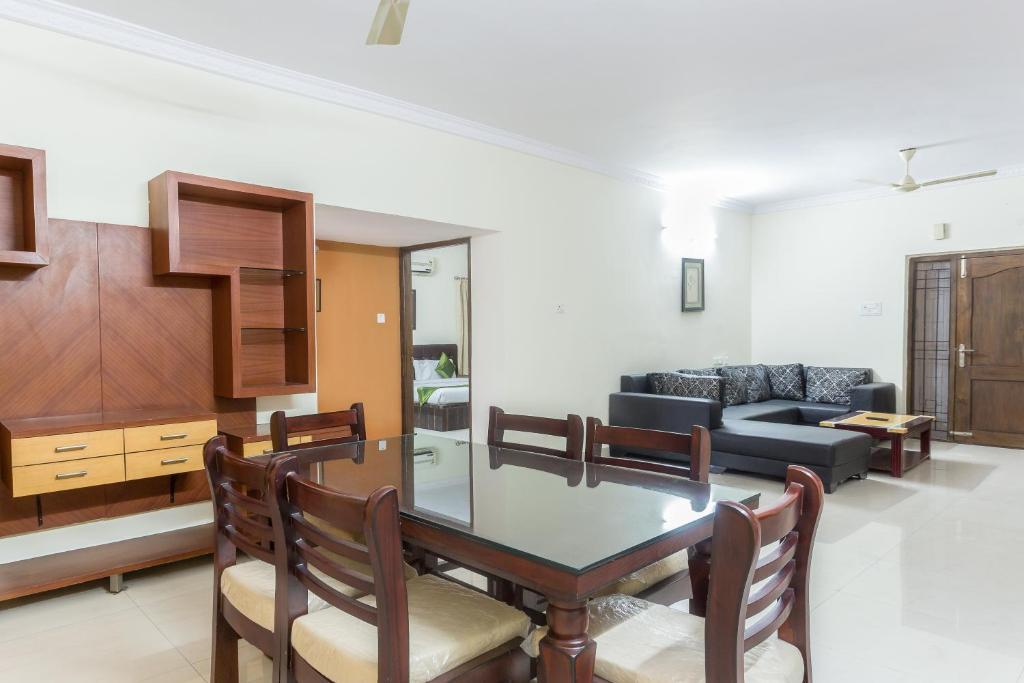 Treebo Pavan Apartments Hi Tech Cit Hyderabad India