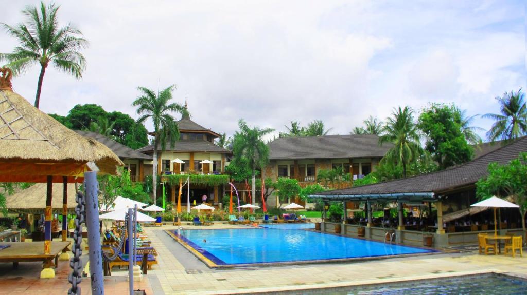 Hotel club bali legian indonesia for Bali indonesia hotel booking