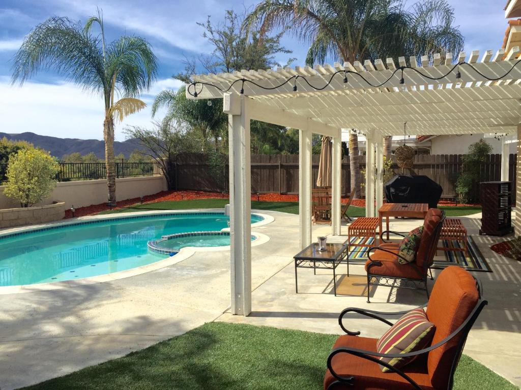Vacation Home Wine Country Vacation Rental Temecula CA
