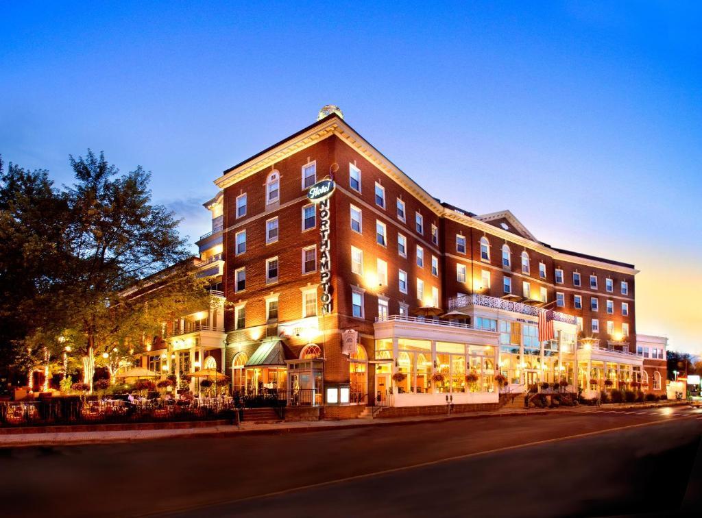 northampton mass hotels