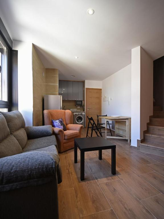 Apartamentos La Rocanda foto