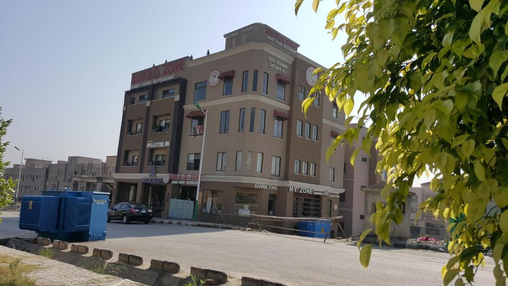 dating spots in bahria town islamabad