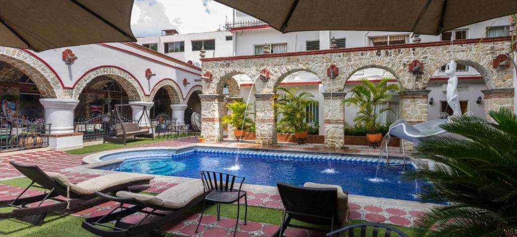 Hoteles En Papantla Veracruz