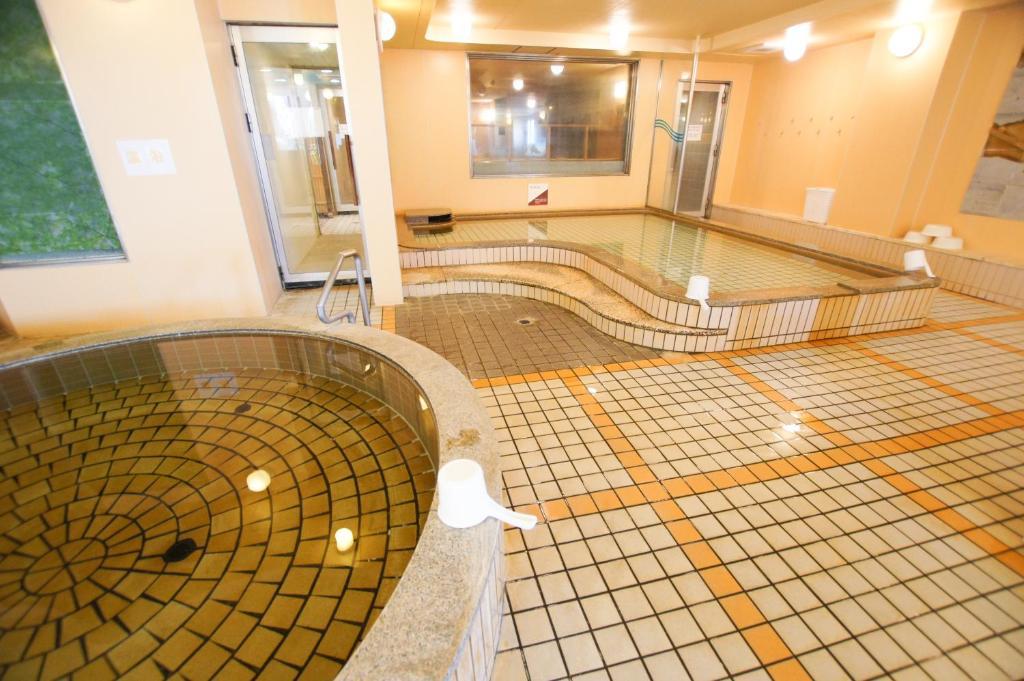 ポイント1.贅沢な男性専用大浴場