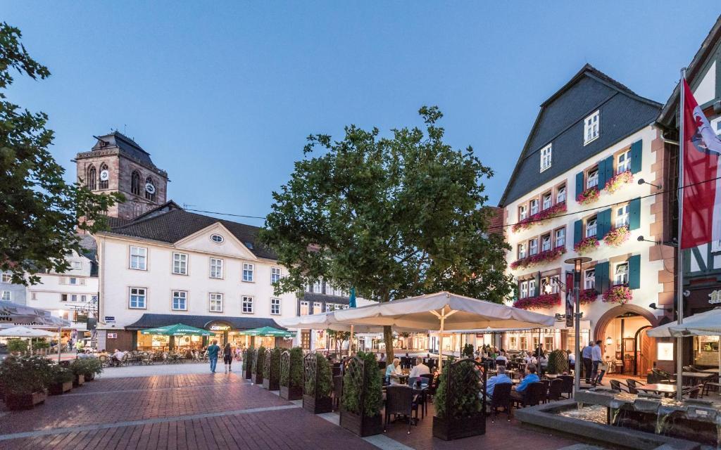 Romantik Hotel zum Stern (Deutschland Bad Hersfeld) - Booking.com