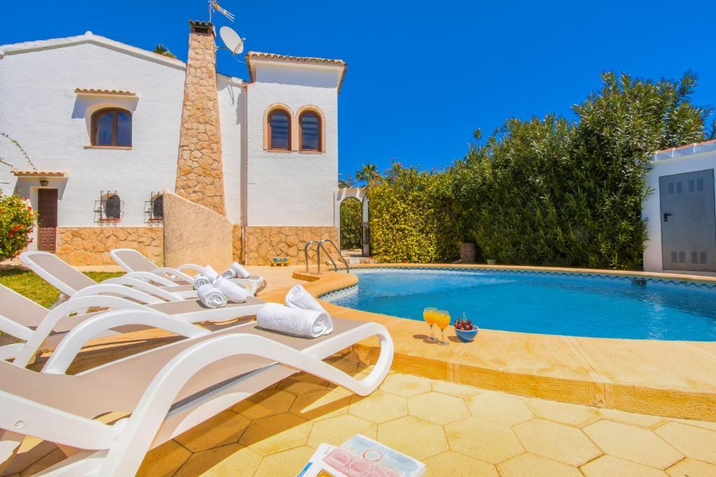 Abahana Villa Gralla imagen