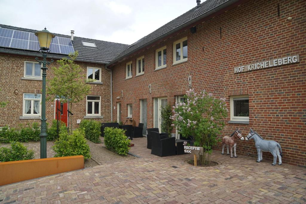 Karakteristieke Gewelfde Plafonds : Ferienwohnung hof kricheleberg niederlande bocholtz booking.com