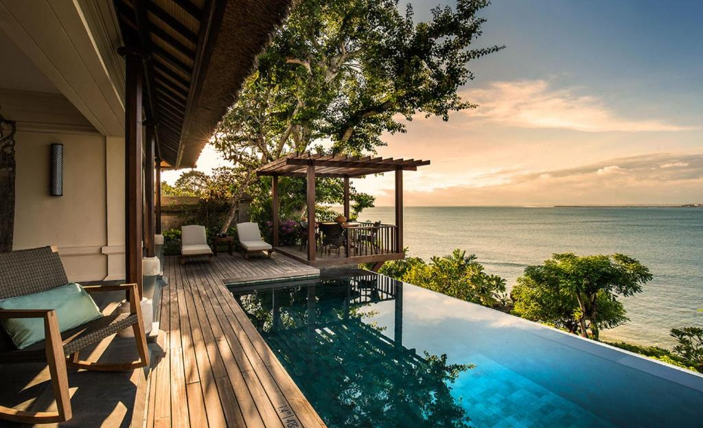 Four Seasons Resort Bali At Jimbaran Bay Reserve Now Gallery Image Of This Property