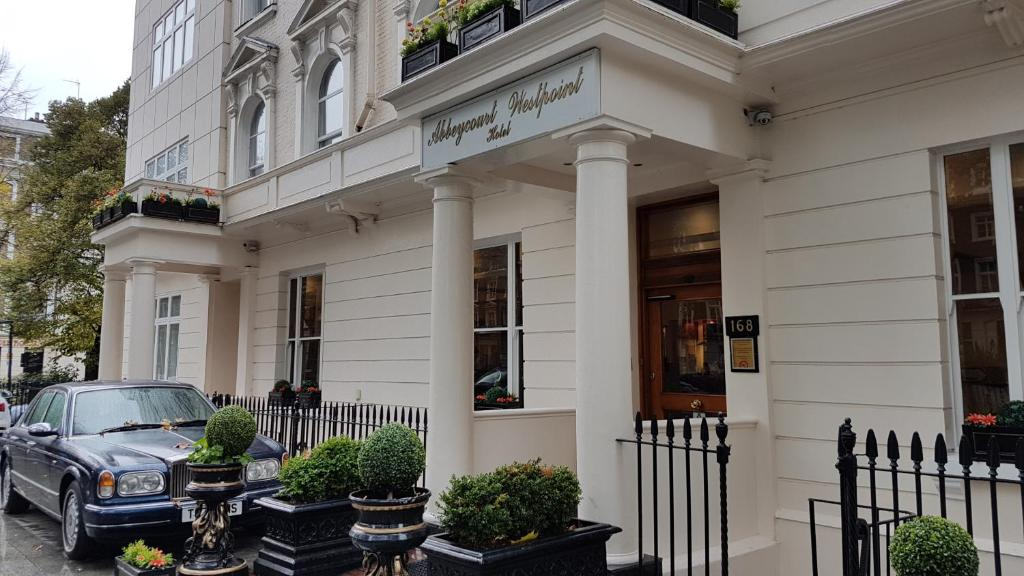 Abbey Court Hotel Londres