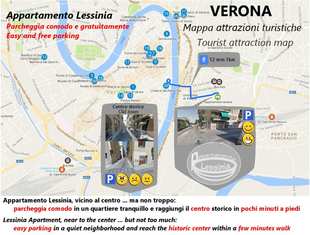 Appartamento Lessinia Verona Italy Bookingcom
