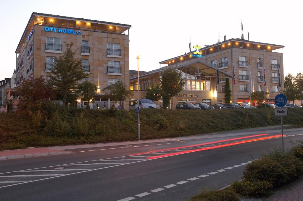 Marvelous City Hotel Frankfurt Bad Vilbel