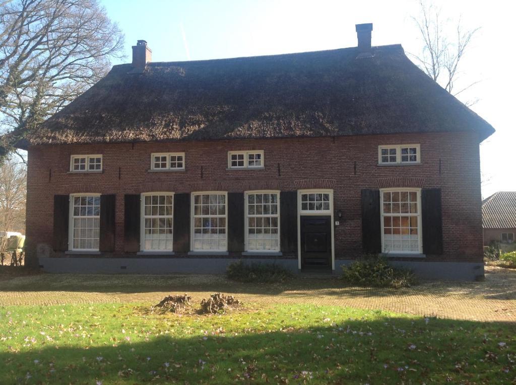 Keuken Van Hackfort : Bed and breakfast bosmanshuis hackfort vorden netherlands