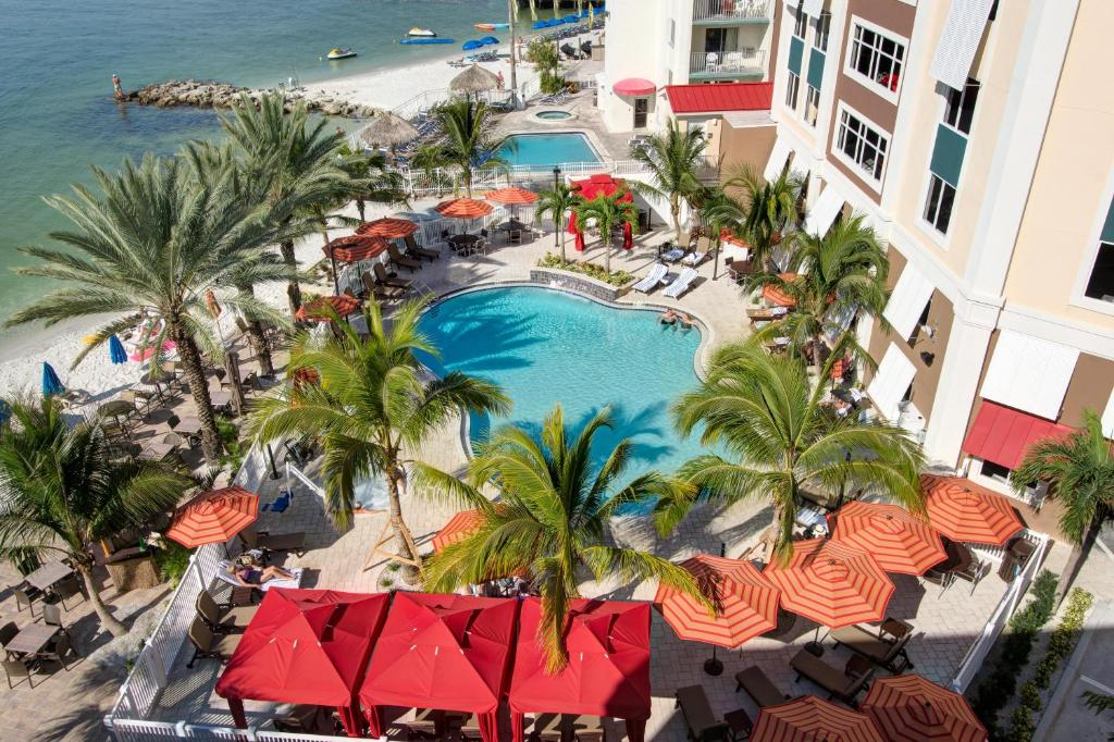 Hampton Inn and Suites Clearwater Beach, Clearwater Beach – Updated ...
