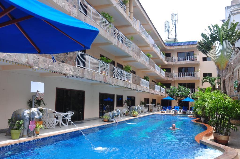 Resort Near Patong Beach Baan Boa At