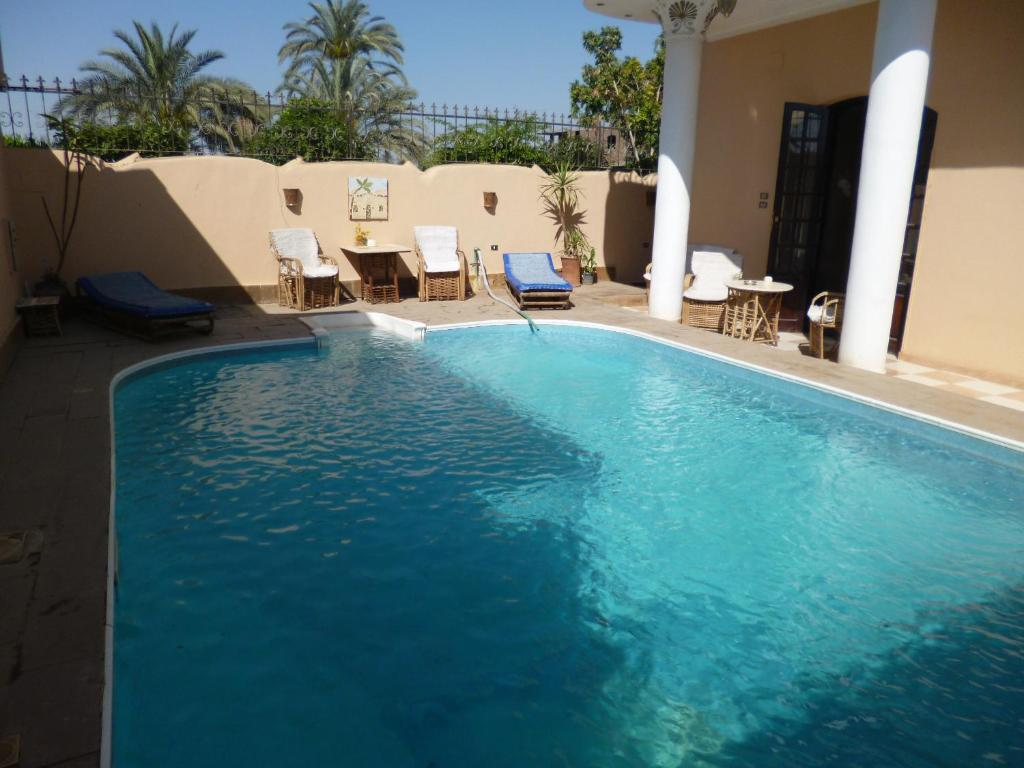 Nile Dream Apartments House (Ägypten Luxor) - Booking.com
