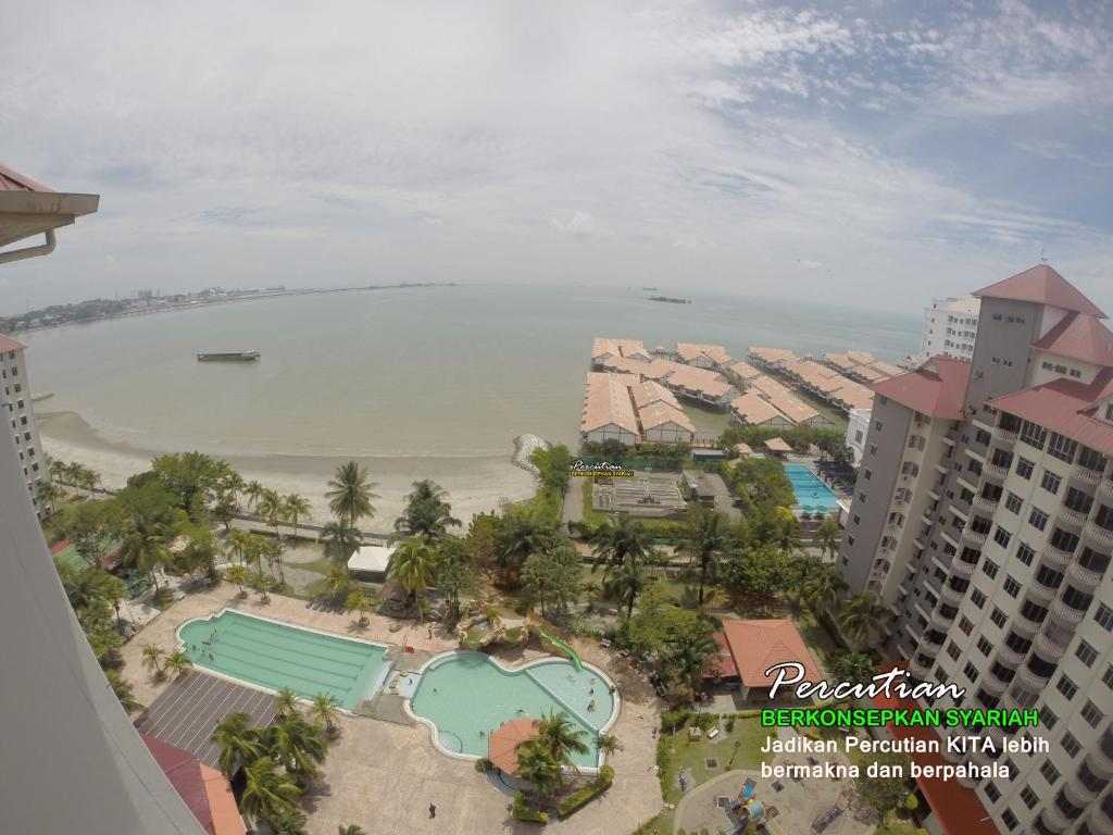 Apartment at Glory Beach Resort Port Dickson Malaysia Bookingcom