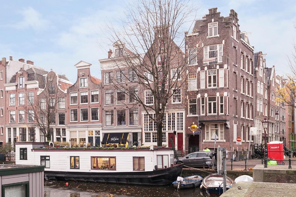 Appartement Jordaan Canal View Nederland Amsterdam