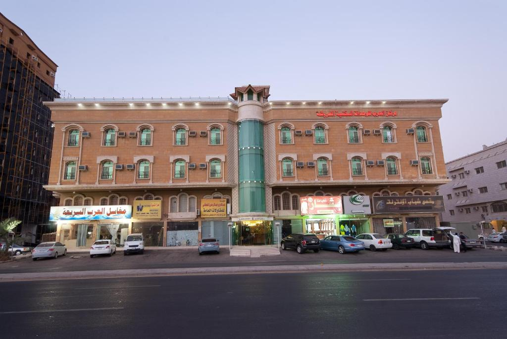 Mrakez alarab furnished apartments 1 jeddah saudi arabia booking gallery image of this property publicscrutiny Images