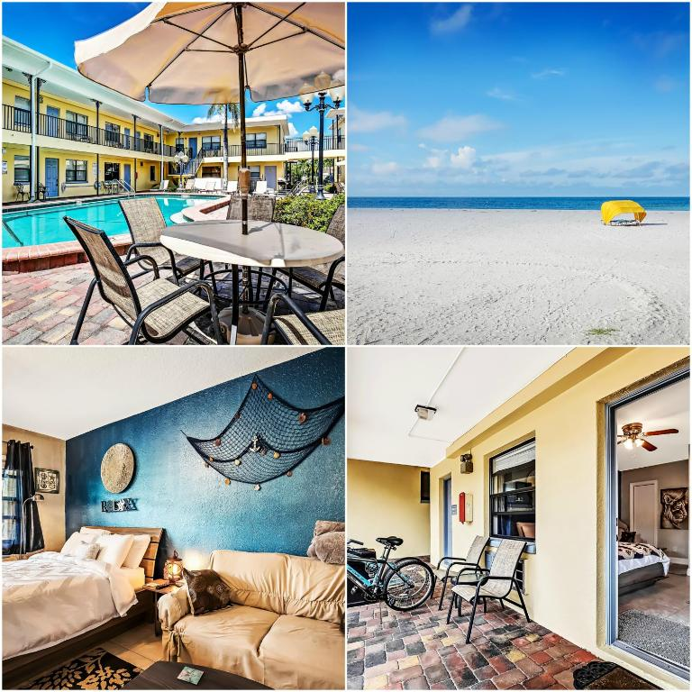 Royal Orleans Resort Unit 113, St. Pete Beach, FL - Booking.com
