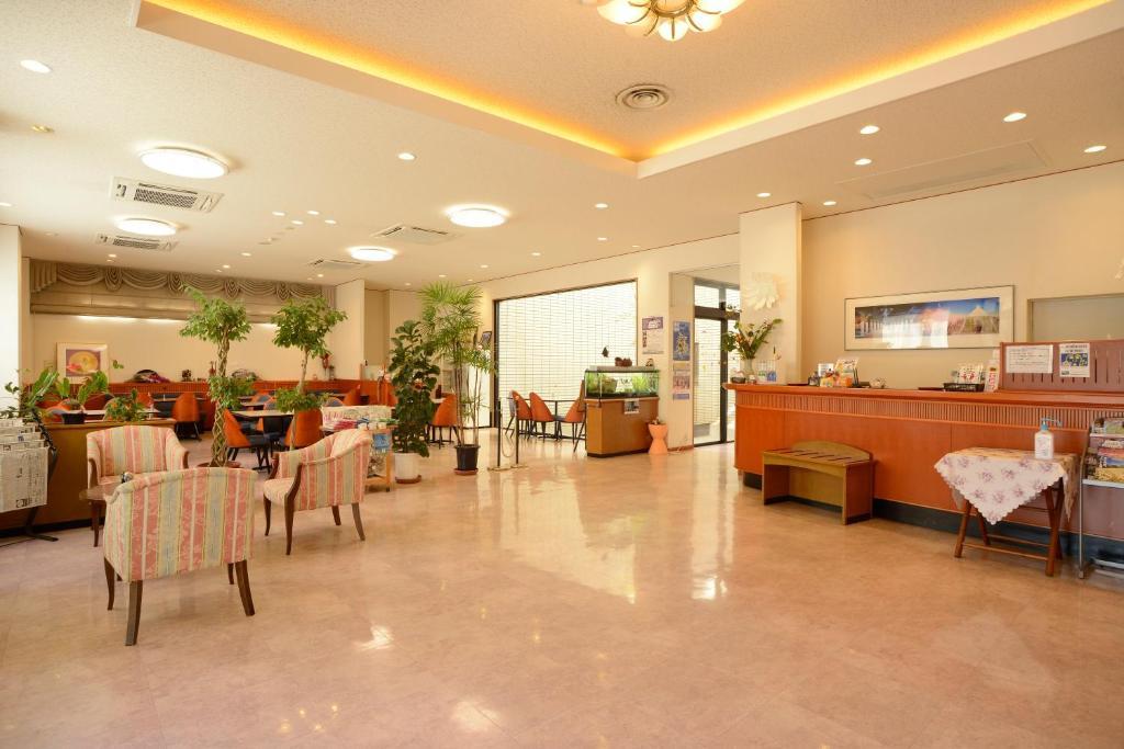 ポイント2.豊富な館内設備で快適なホテル時間