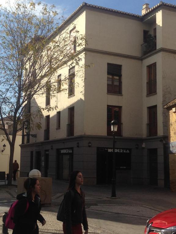 Apartamento Plaza Isabel la Católica fotografía