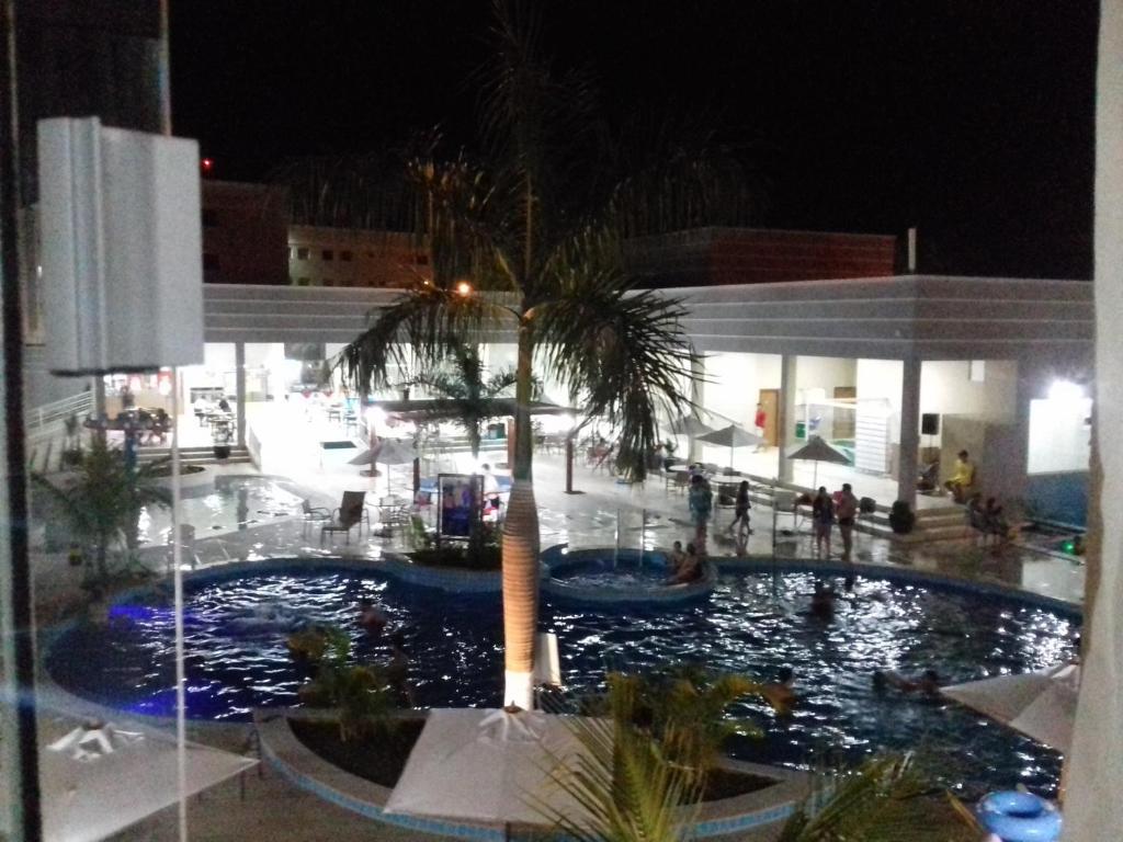 Apto Resort Encontro das Águas