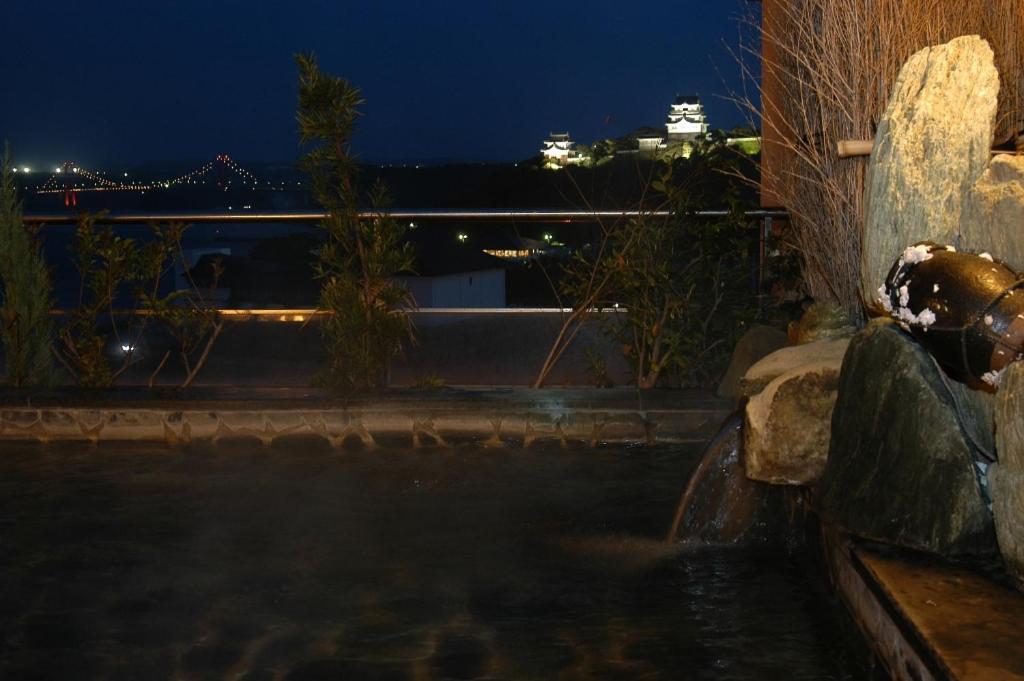 ポイント3.お部屋で絶景が楽しめる!露天風呂付き客室
