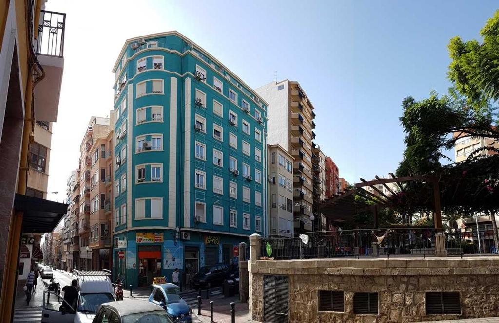Apartamento Hermanos Pascual (centro)