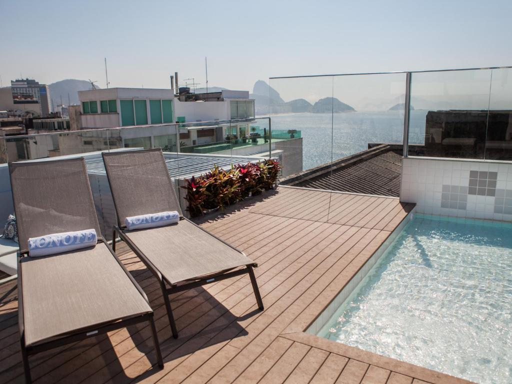 Best hotels in copacabana 2018 world 39 s best hotels for Ideal hotel design booking