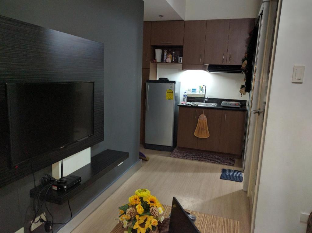 Apartment Unit at Studio Zen Condominium Manila Philippines